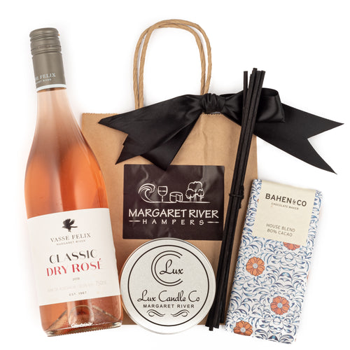 Wine and Chocolate Gift Hamper