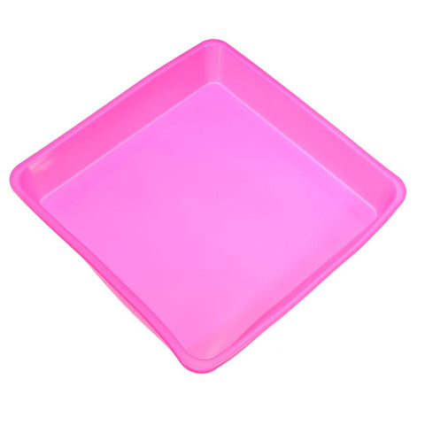 Silikone Bage Mold Square (22,5x22,5cm)