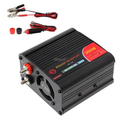 300W / 400W / 500W / 600W Power Inverter Converter DC 12V til 220V AC Cars Inverter med biladapter