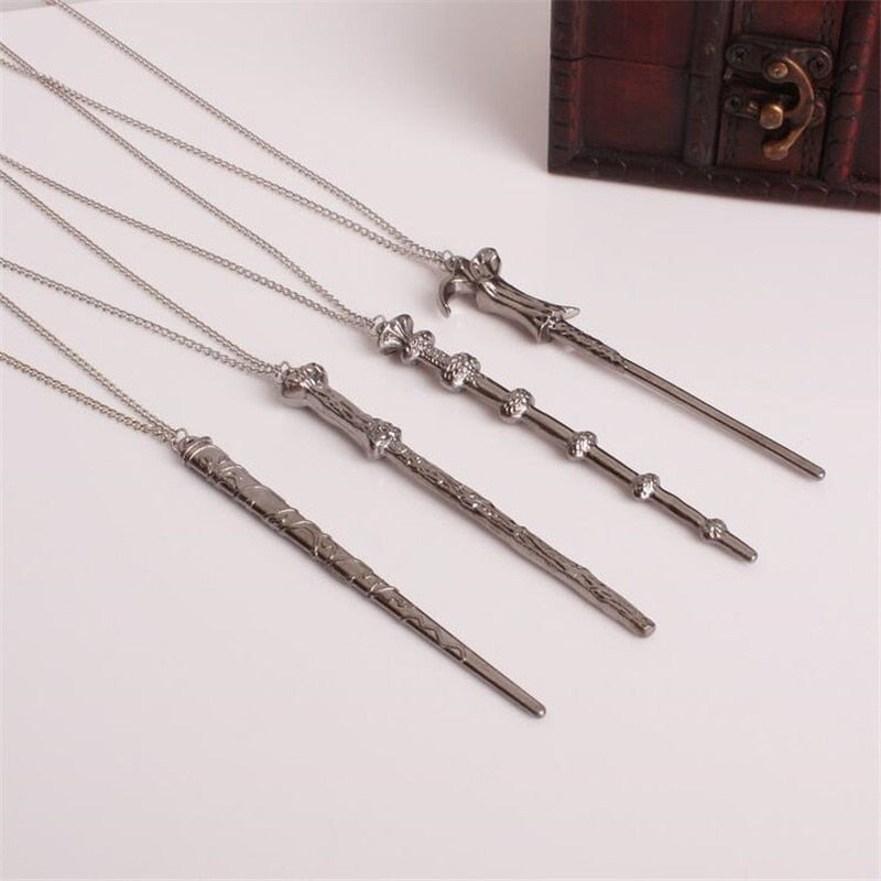 Wand Necklaces