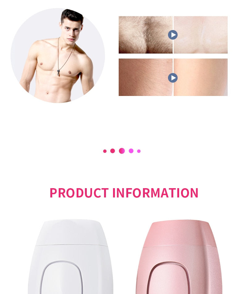 Hair Removal Laser Epilator
