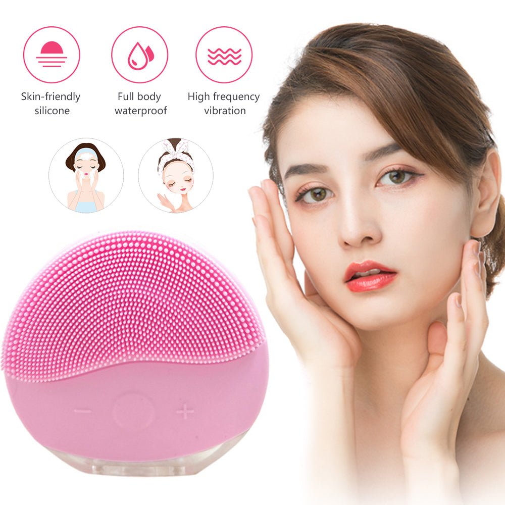 Glow Me™ Cleansing Brush