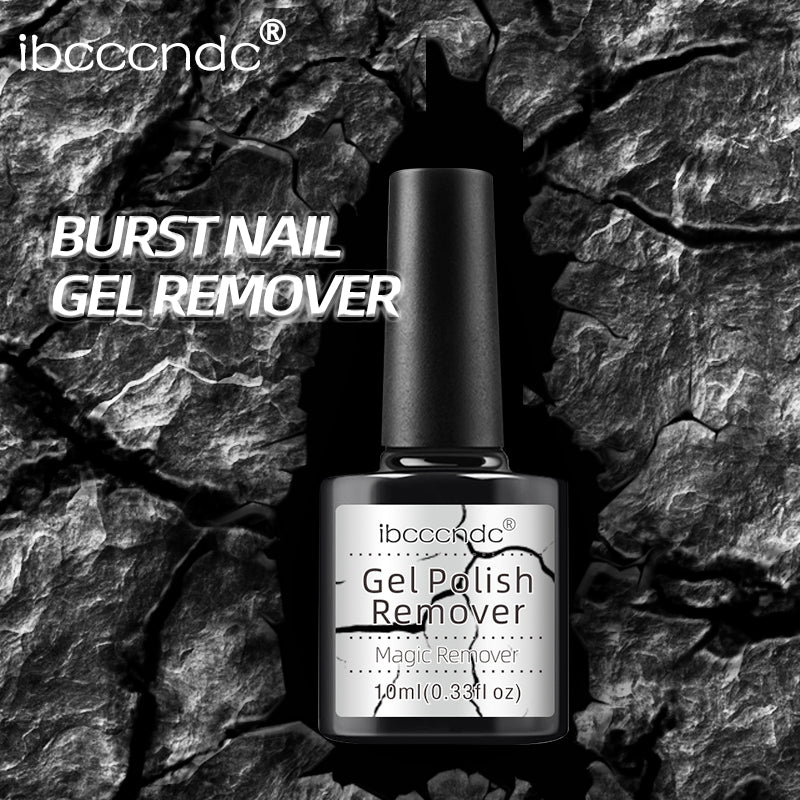 Magic Nail Polish Gel Removal