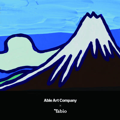 Tabio x Able art company