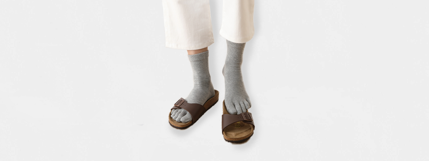 Tabi & Toe socks WOMEN