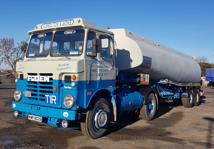 Foden & Tanker For Sale
