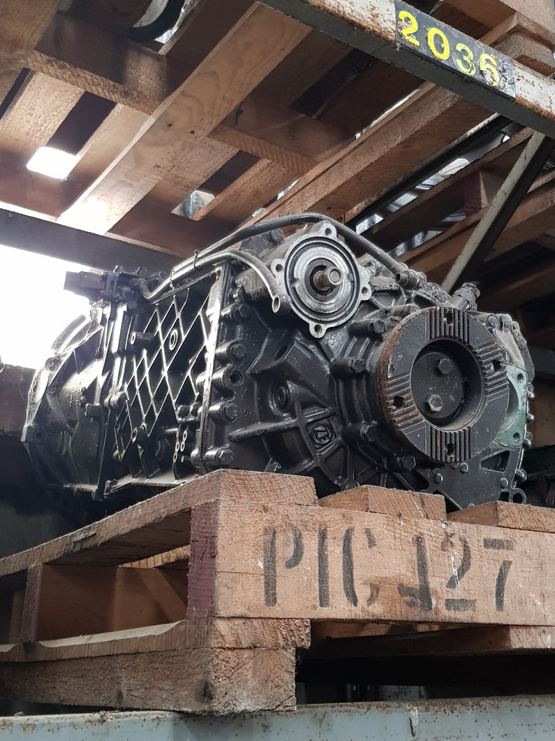 Iveco Euro Tracker Gearbox
