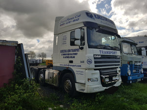 DAF XF Super Space