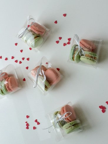 Pamper + Macaron: My Super Exciting Collaboration with Blossom & Jasmine!!!!