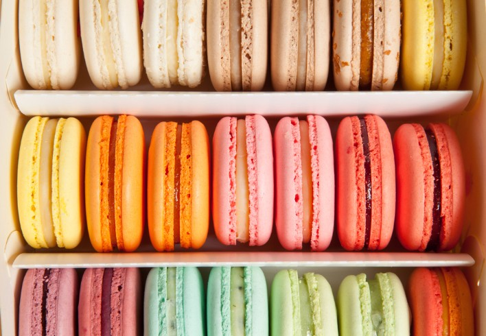 The History of the Delicious French Macaron by Mon Dessert