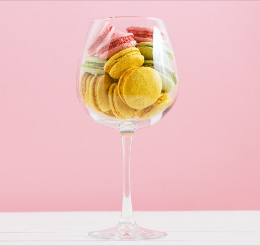 Cocktails & Macarons