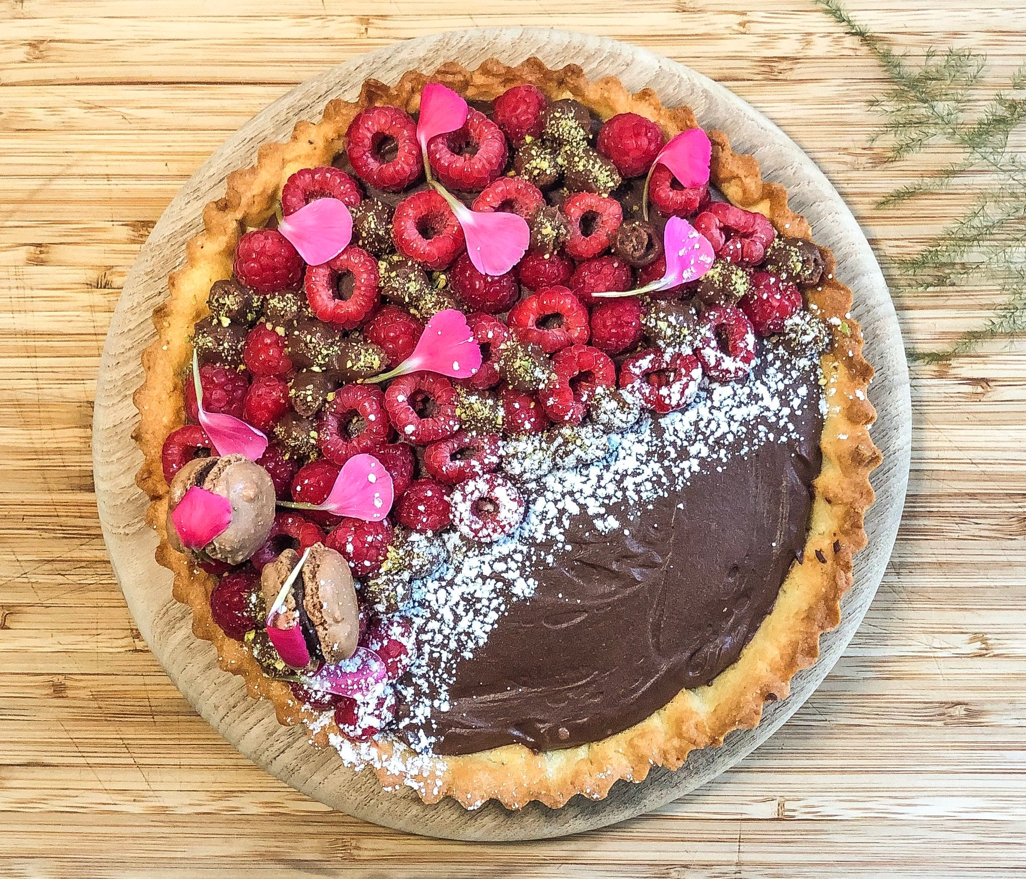 The Best Ever Chocolate Tarte Recipe