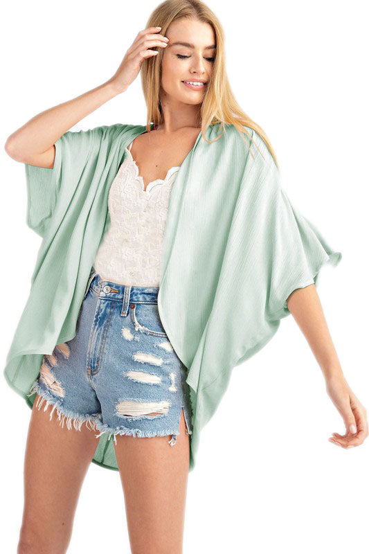 Fly a Kite Dolman Cardigan