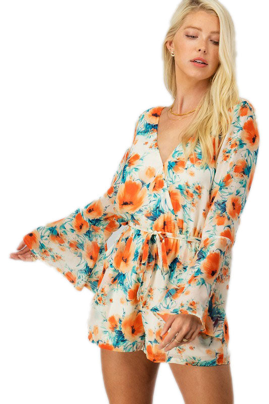 Fields Romper