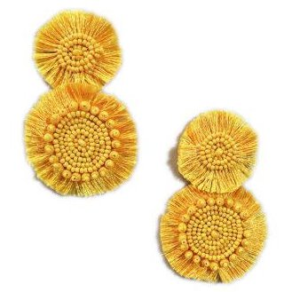 Eli Gold Earrings
