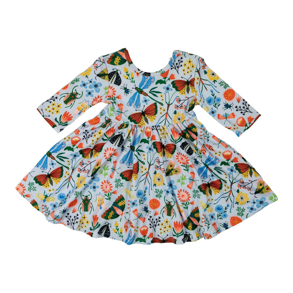 Kaleidoscope Twirl Dress