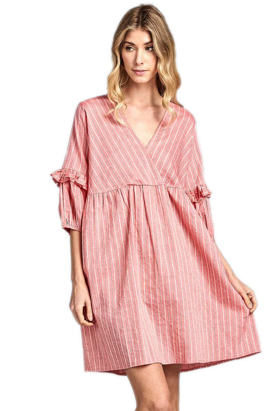 Afternoon Tea Ruffle Dress