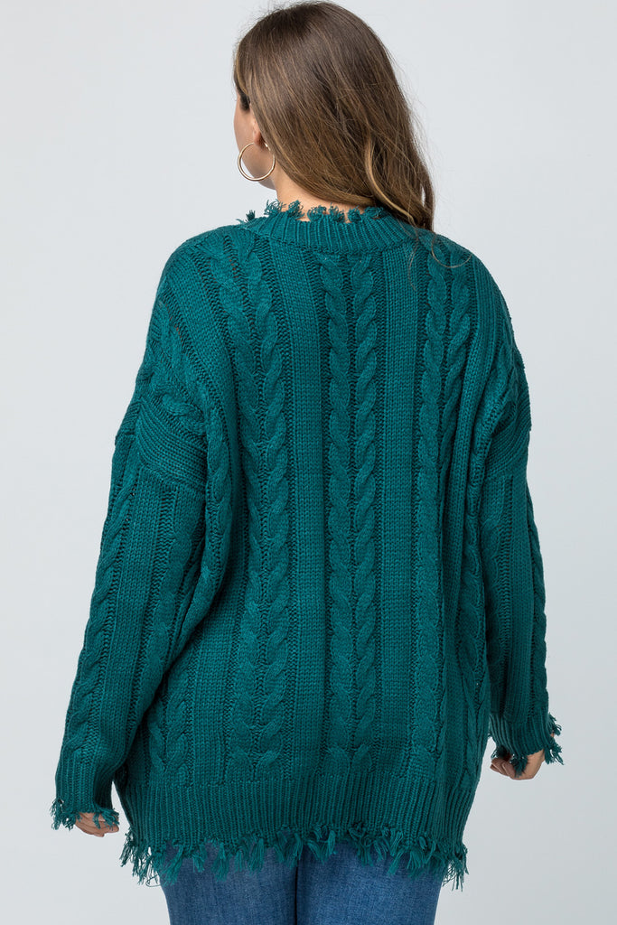 Emerald City Sweater