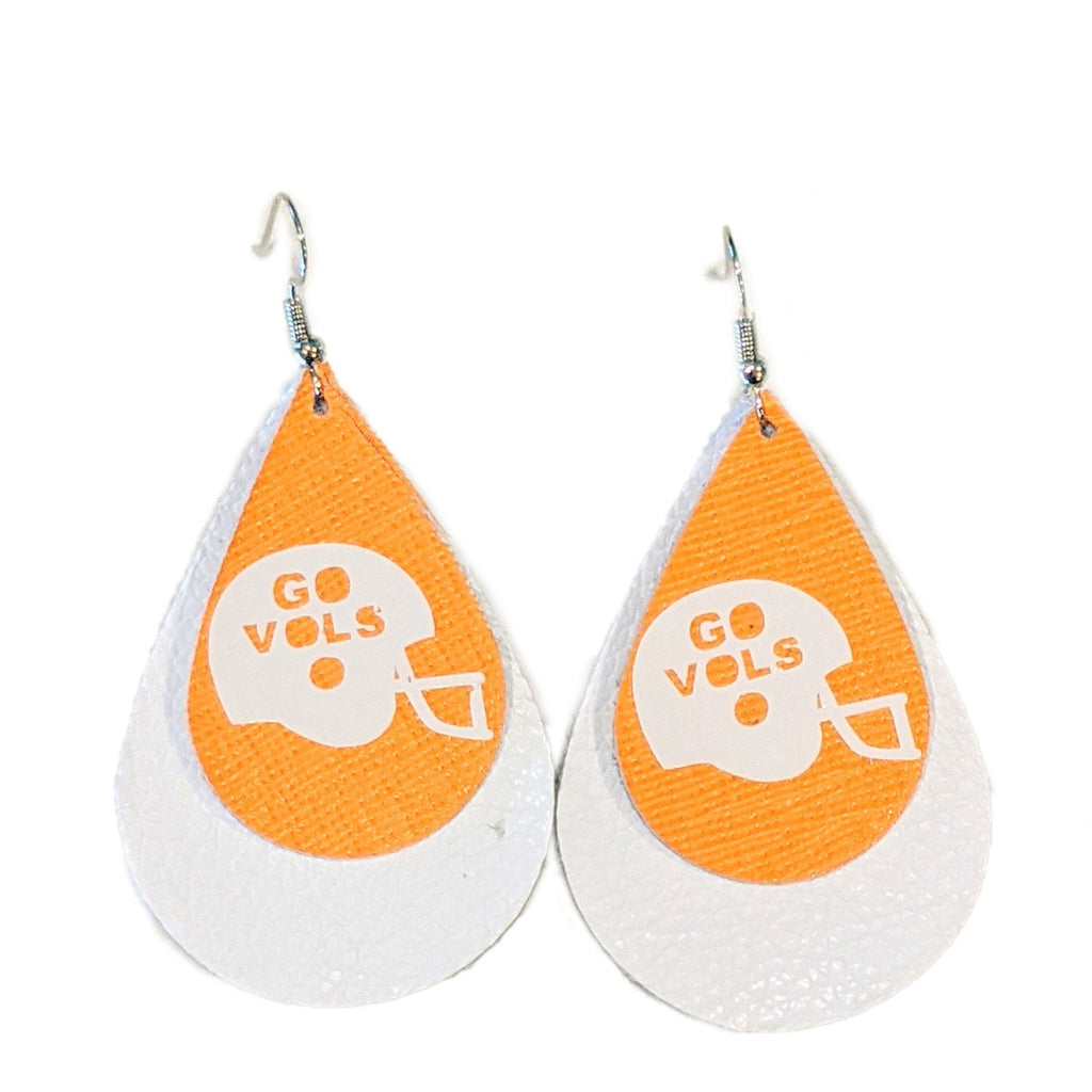 Go Vols! Earrings