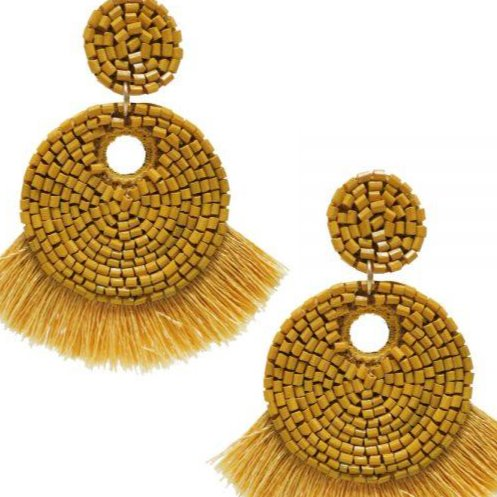 The Golden Egg Earrings