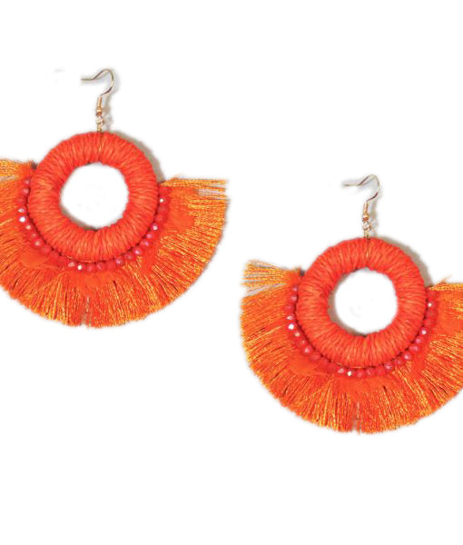 Aubie Earrings