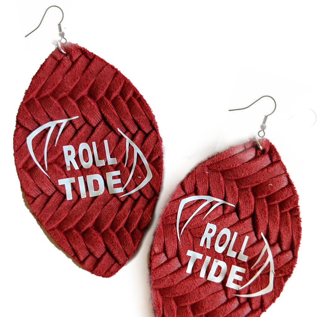 Go Bama Earrings