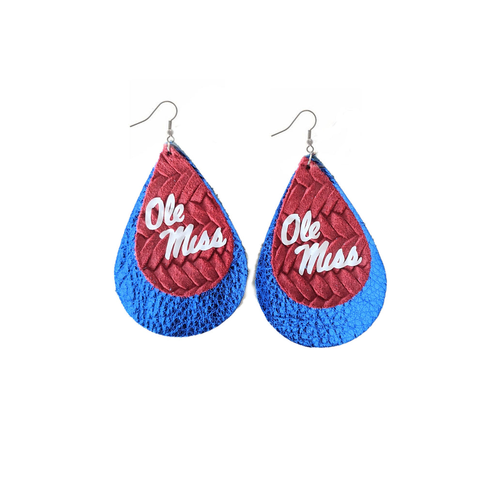 Hotty Toddy Earrings