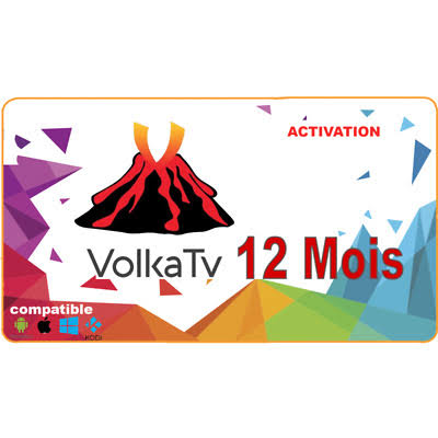 Volka TV Pro 2 apk et iOS gratuit :application iptv