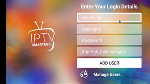 abonnement SMARTERS PRO IPTV FULL HD