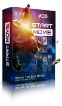 Charger l'image dans la galerie, start movies