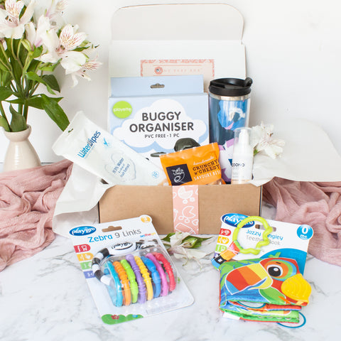 October Box Subscription Box Mum & Baby NZ
