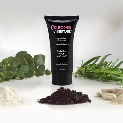 CALIFORNIA CHARCOAL FACIAL MASK