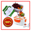 PORTABLE ELECTRIC HEATED FOOD WARMER LUNCH BOX