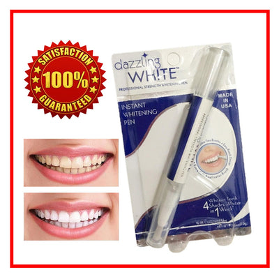 DAZZLING WHITE TEETH STAIN REMOVING PEN (2 PCS.)