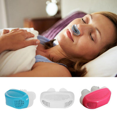 2-IN-1 ANTI-SNORE AND AIR BREATHING PURIFIRER