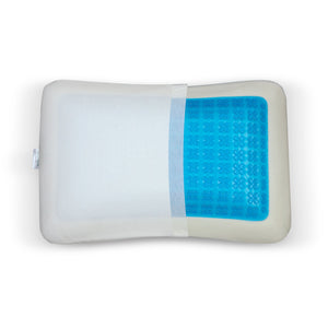 Sleep Chill Gel Memory Foam Pillow