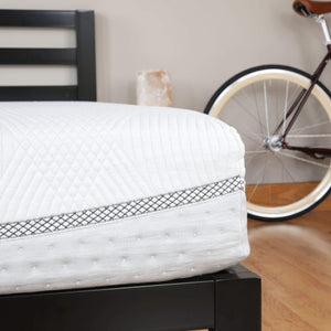 """Off to College"" TWIN Mattress + Sleep Calm Memory PIllow (Standard)"