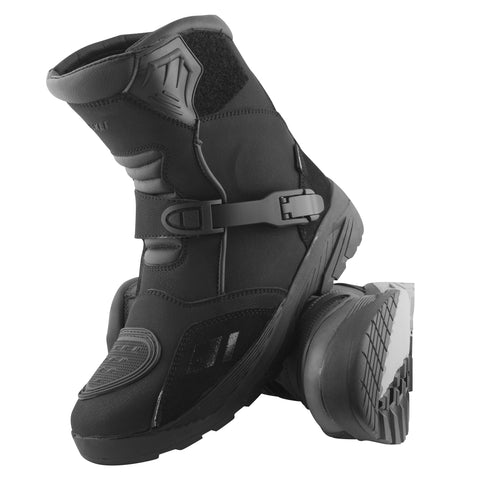 Botas Touring Joe Rocket Whistler Adventure Boot Negras
