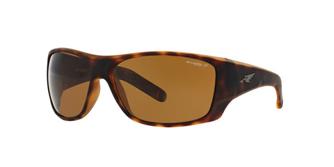 Lentes Arnette Heist 2.0 Fuzzy Havana / Brown Polarized AN4215 215283 66