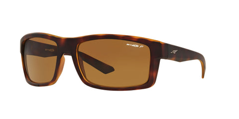 Lentes Arnette Corner Man Fuzzy Dark Havana / Dark Brown Polarized AN4216 232183 61