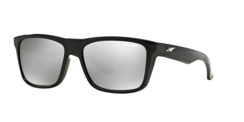 Lentes Arnette Syndrome Gloss Black / Silver Mirror AN4217 41/6G 57