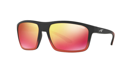 Lentes Arnette Sandbank Black Grad Shot Red / Red Mirror AN4229 24266Q