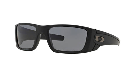 Lentes Oakley Fuel Cell Matte Black / Grey Polarized OO9096-05