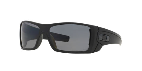 Lentes Oakley Batwolf Matte Black / Grey Polarized OO9101-04