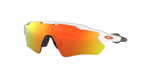 Lentes Oakley Radar EV Path Polished White / Fire Iridium OO9208-16