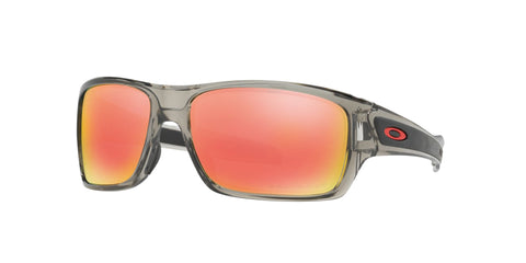 Lentes Oakley Turbine Grey Ink / Ruby Iridium Polarized OO9263-10
