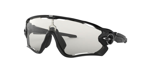 9e390c0b9e Lentes Oakley Jawbreaker Polished Black / Clear Black Iridium Photochromic  OO9290-14
