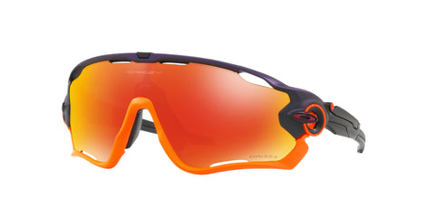 Lentes Oakley Jawbreaker Purple Pop Fade / Prizm Ruby OO9290-30 Neón Pop Fade