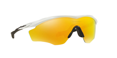 Oakley M2 Frame XL Polished White / Fire Iridum OO9343-05
