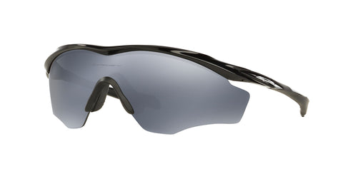 Lentes Oakley M2 Frame XL Polished Black / Black Iridium Polarized OO9343-09